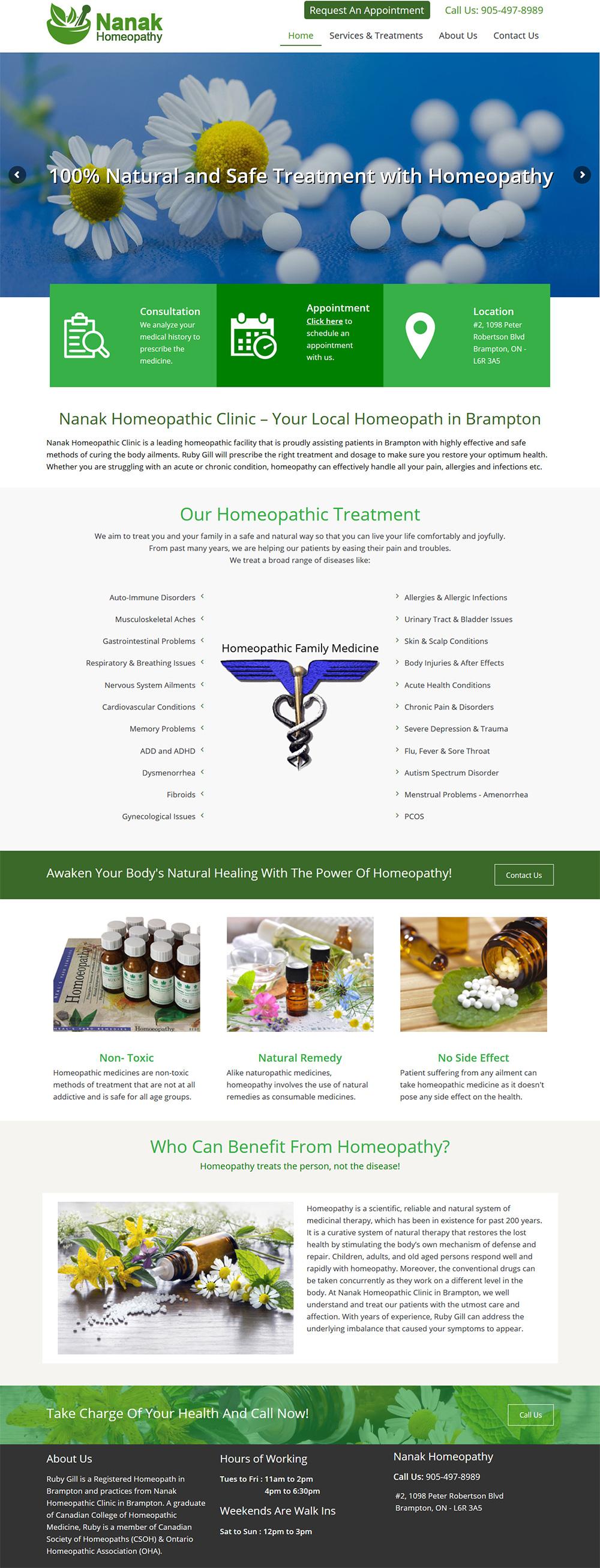 Website Design Company Oakville