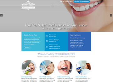 Website Design Oakville