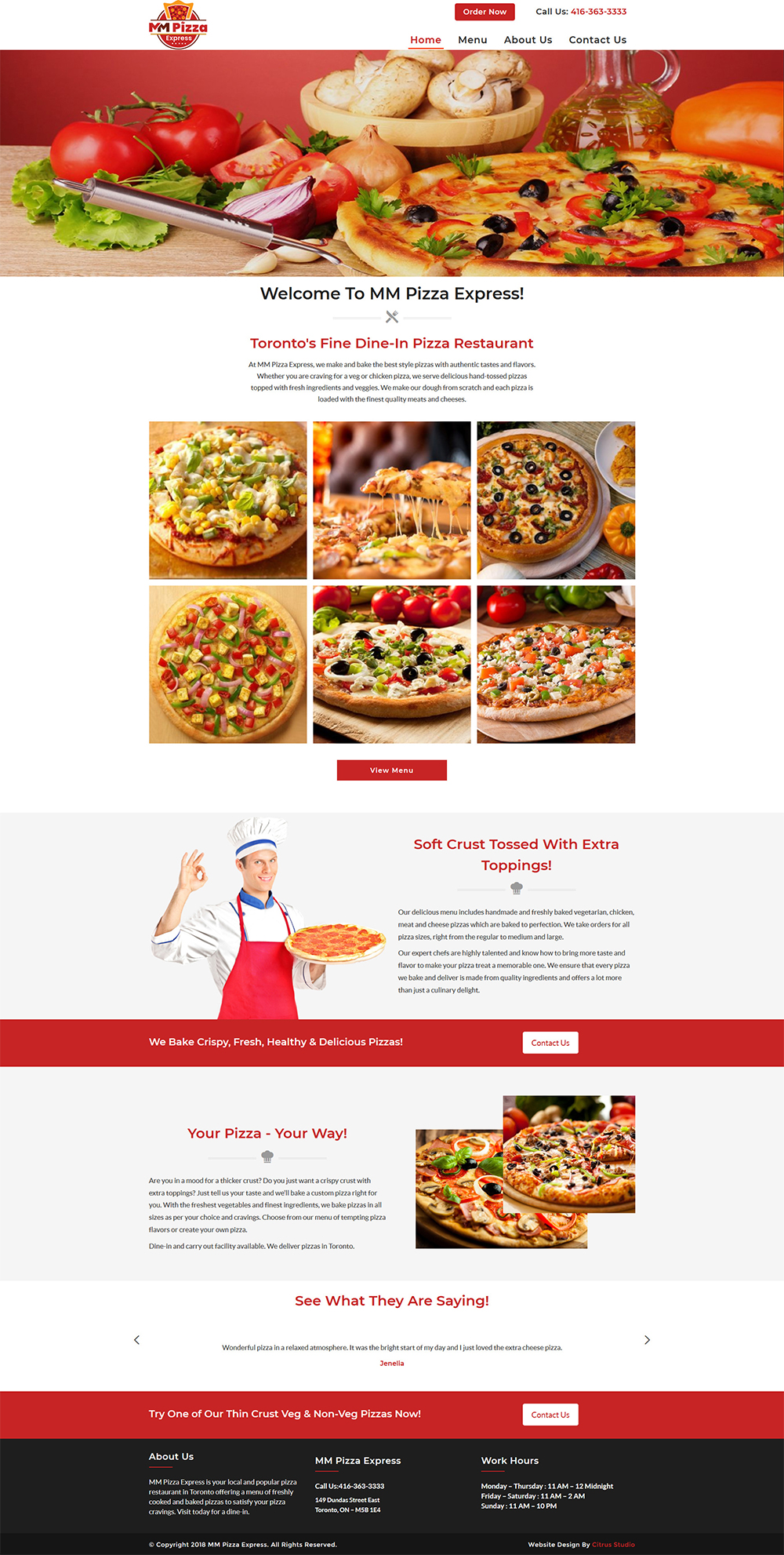 eCommerce Web Design Oakville