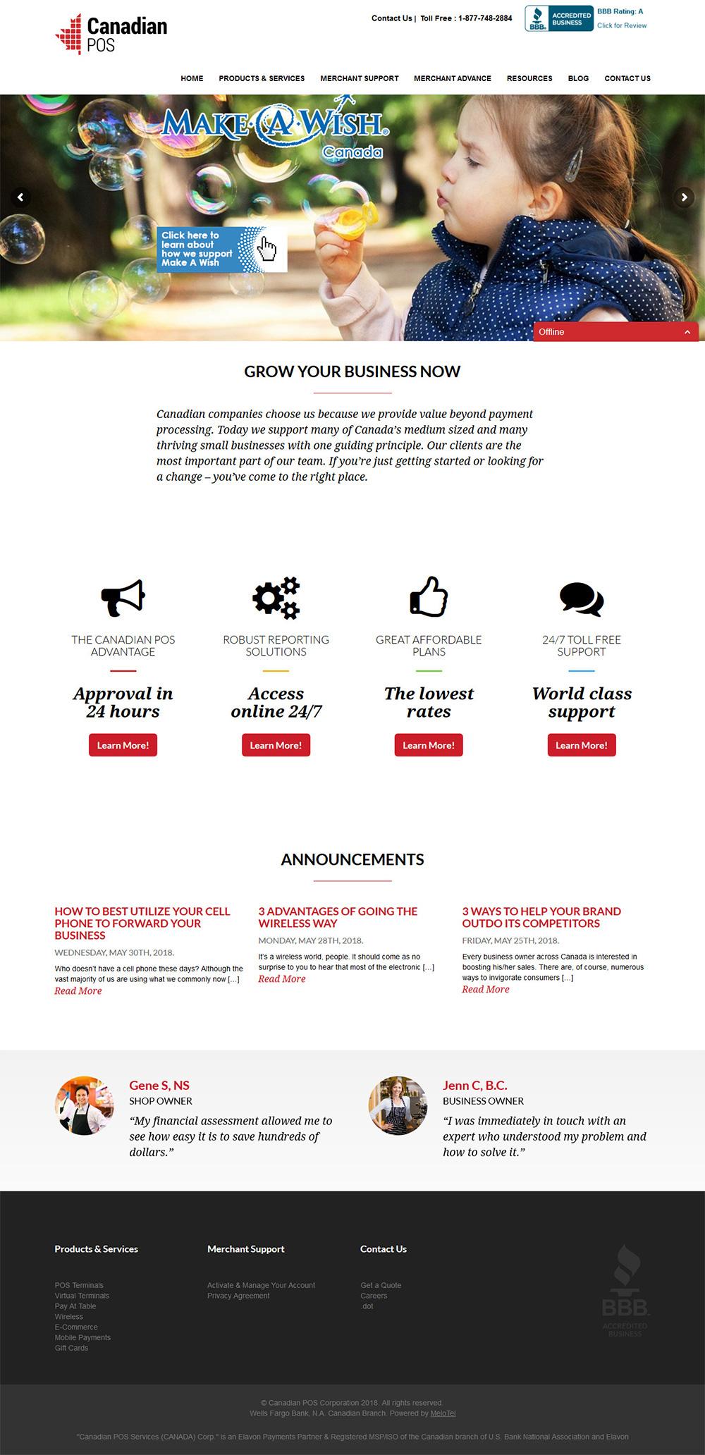 Website Design Oakville