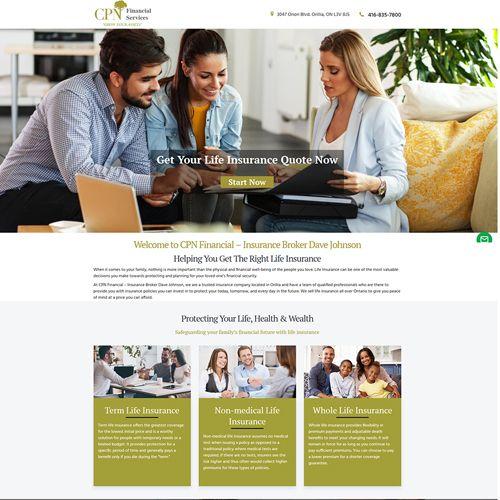 Web Design Company Oakville