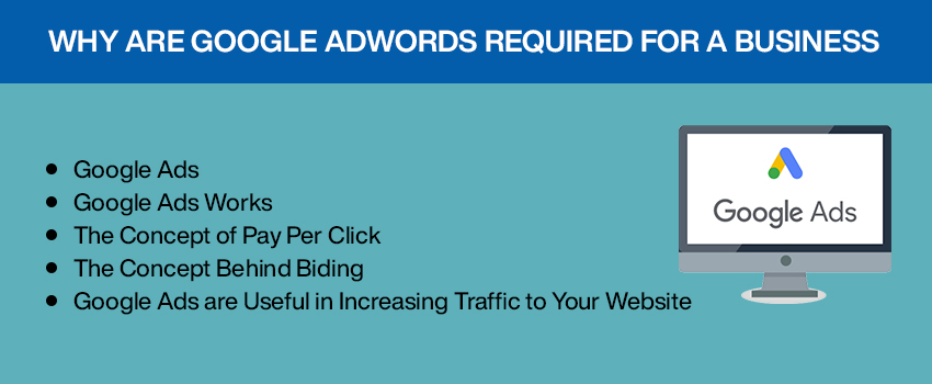 Why are Google Adwords Required for a Business?